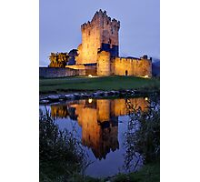 Ross Castle, Ireland Photographic Print