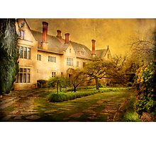 The Mansion on the Hill Photographic Print