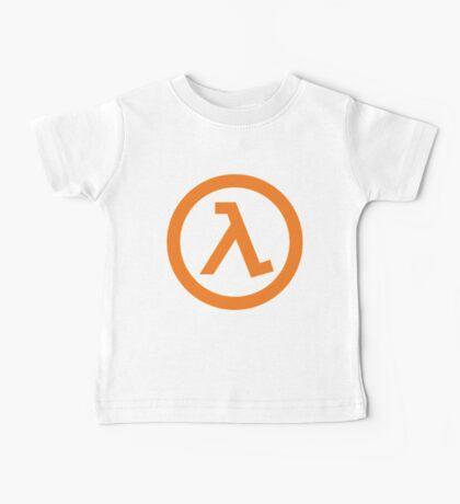 Half-Life Lambda Baby Tee
