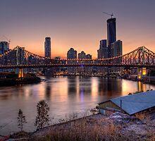 Brisbane • Queensland • Australia by William Bullimore