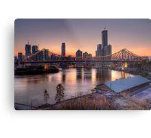 Brisbane • Queensland • Australia Metal Print