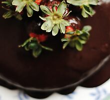 Chocolate Cayenne Cake by BootsandTea