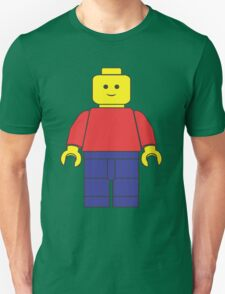 Original Lego Mini Figure Unisex T-Shirt