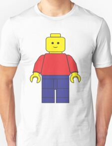 Original Lego Mini Figure T-Shirt