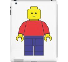 Original Lego Mini Figure iPad Case/Skin