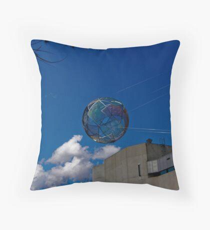 Sputnik Throw Pillow