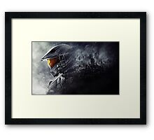 Halo 5 - Master Chief Framed Print