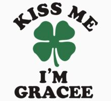 Kiss me, Im GRACEE Kids Clothes