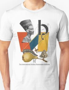 The International Artifact Restoration Institute. Unisex T-Shirt