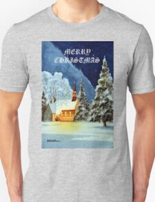Merry Christmas Card T-Shirt