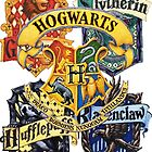 Hogwarts by Jonathon Measday