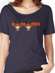HootHooters Women's Relaxed Fit T-Shirt