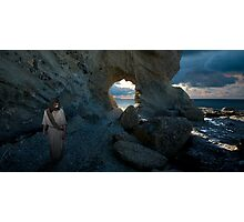 Jesus - Peace I leave with you Photographic Print
