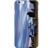 Subaru WRX STi iPhone Case/Skin