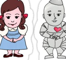 Wizard of Oz Friends Sticker