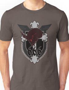 666th TSF Squadron Schwarzesmarken Unisex T-Shirt