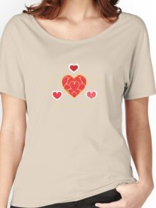 You fill my heart containers. Women's Relaxed Fit T-Shirt