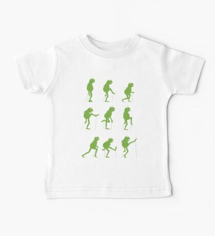 Ministry of Silly Muppet Walks Baby Tee