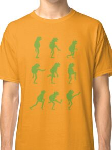 Ministry of Silly Muppet Walks Classic T-Shirt