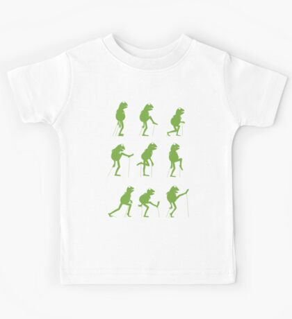 Ministry of Silly Muppet Walks Kids Tee