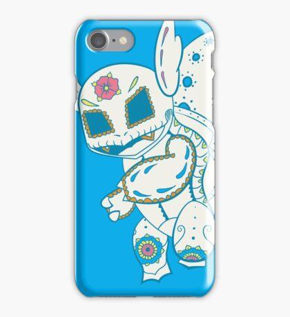 Wartortle Pokemuerto iPhone Case/Skin