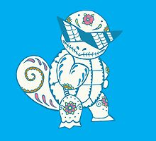 Squirtle Pokemuerto by abowersock