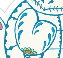 Squirtle Pokemuerto Sticker