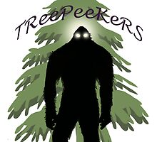 TreePeeker Squatch Profile by laughinsquatch