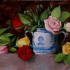 Roses by Olga Gorbacheva