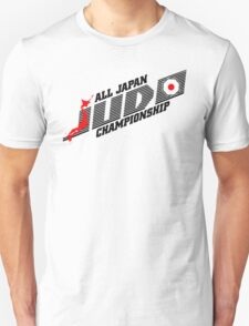 Japan Judo Championship T-Shirt