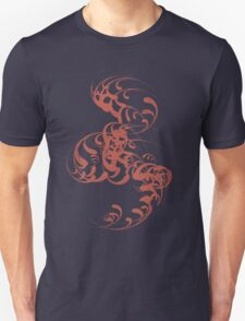 Cute Whirls Cool Lovely Grunge T-Shirt T-Shirt