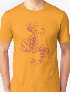 Cute Whirls Cool Lovely Grunge T-Shirt T-Shirt