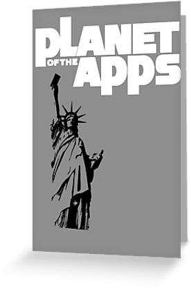 Planet of the Apps by MARTIN LITHGOW