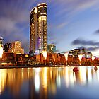 Crown Casino, Melbourne by Alex Stojan