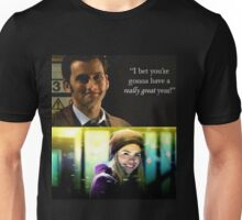 Doctor who 10th doctor last words to Rose  Unisex T-Shirt