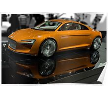 Audi e-tron Poster