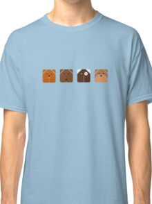 Canine Cubes Classic T-Shirt