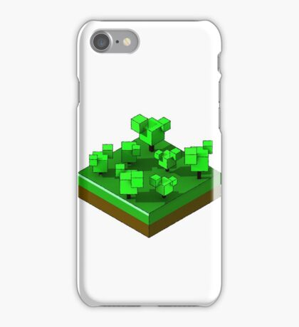 Isometric Island 01 iPhone Case/Skin