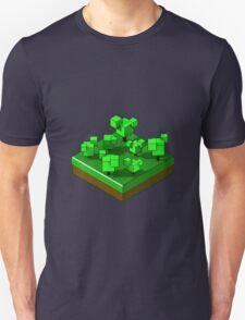 Isometric Island 01 Unisex T-Shirt