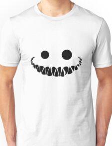 Creepy grin Unisex T-Shirt