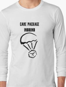 Care package inbound Long Sleeve T-Shirt