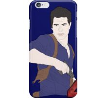 Uncharted Adventurer iPhone Case/Skin