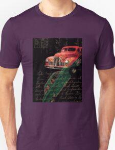 Dark Car Unisex T-Shirt