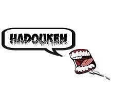 Hadouken Photographic Print