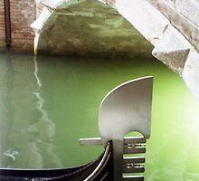 Gondola scene by Michael Brewer