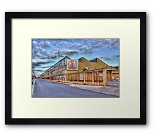 The Day The Earth Stood Still Framed Print