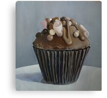 The Rocky Road to Cup Cake Heaven Canvas Print