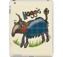 Haggis in the Highlands iPad Case/Skin