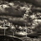 Clean Energy by Wendy  Rauw