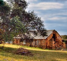 A Great Fixer Up - Old Barn, Palmer, Murraylands by Mark Richards